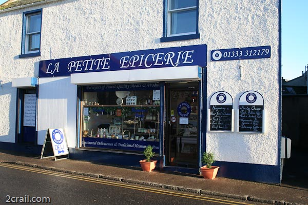 Anstruther - delights to find at La Petite Epicerie