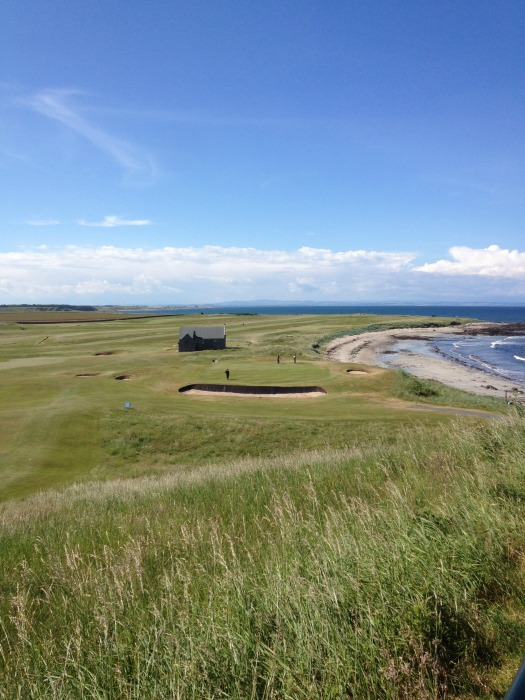 Golfing breaks Balcomie Links Crail