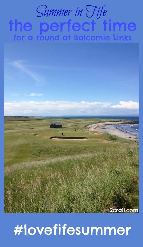 Golfing breaks Balcomie Links Crail