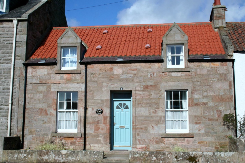 Sandcastle Cottage, Crail