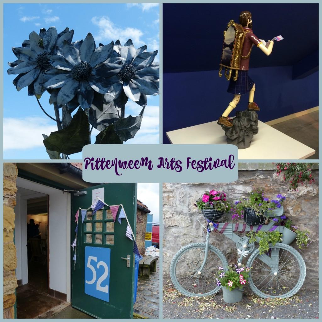 last minute Pittenweem Arts Festival