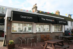 Honeypot cafe Honeypot Guest House and Tearoom Crail