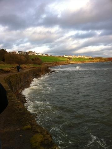 Walking the Fife Coastal Path around Crail