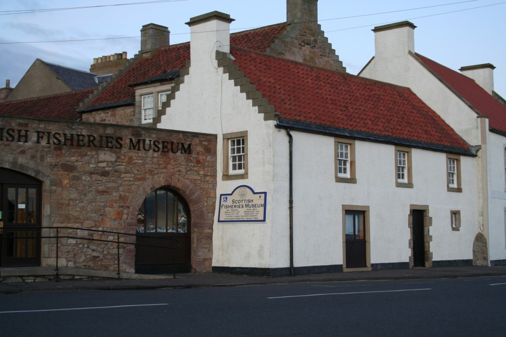 Things to do when staying at Sandcastle Cottage, Crail