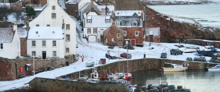 Christmas Holidays in Crail, East Neuk