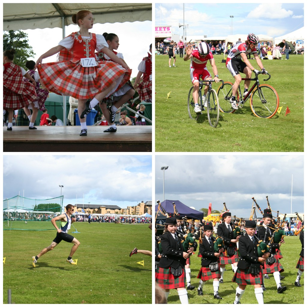 last minute St Andrews Highland Games