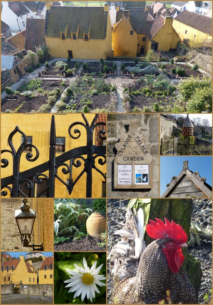 Culross Palace Gardens