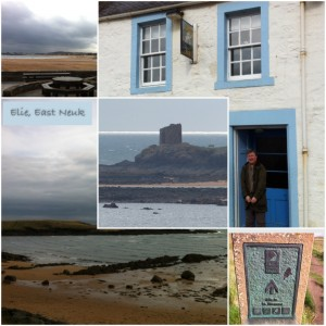 elie in east neuk of fife