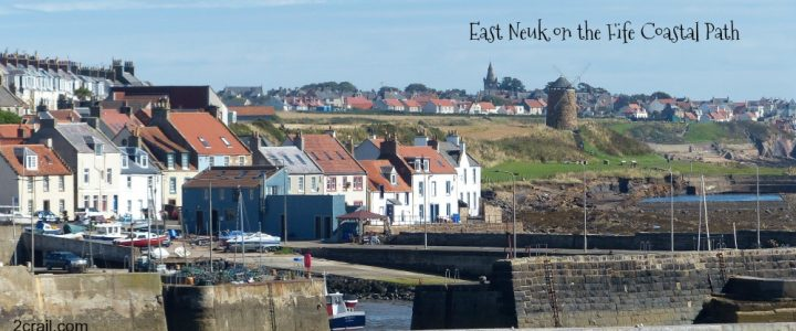Walking the East Neuk Fife Coastal Path