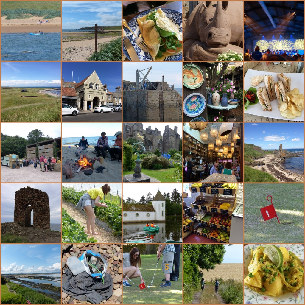 25 things east neuk of fife