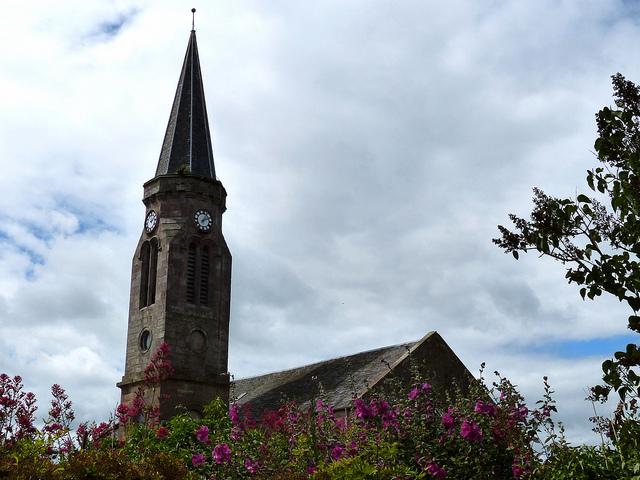 View of Kingsbarns Parish Church