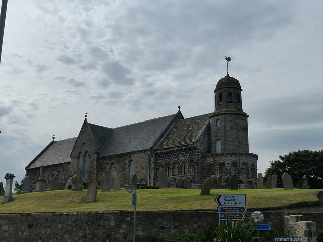 St Athernase Church Leuchars
