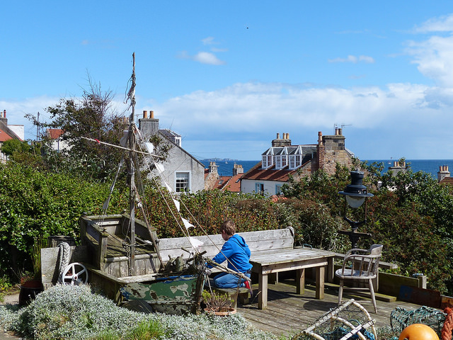Best view in Pittenweem