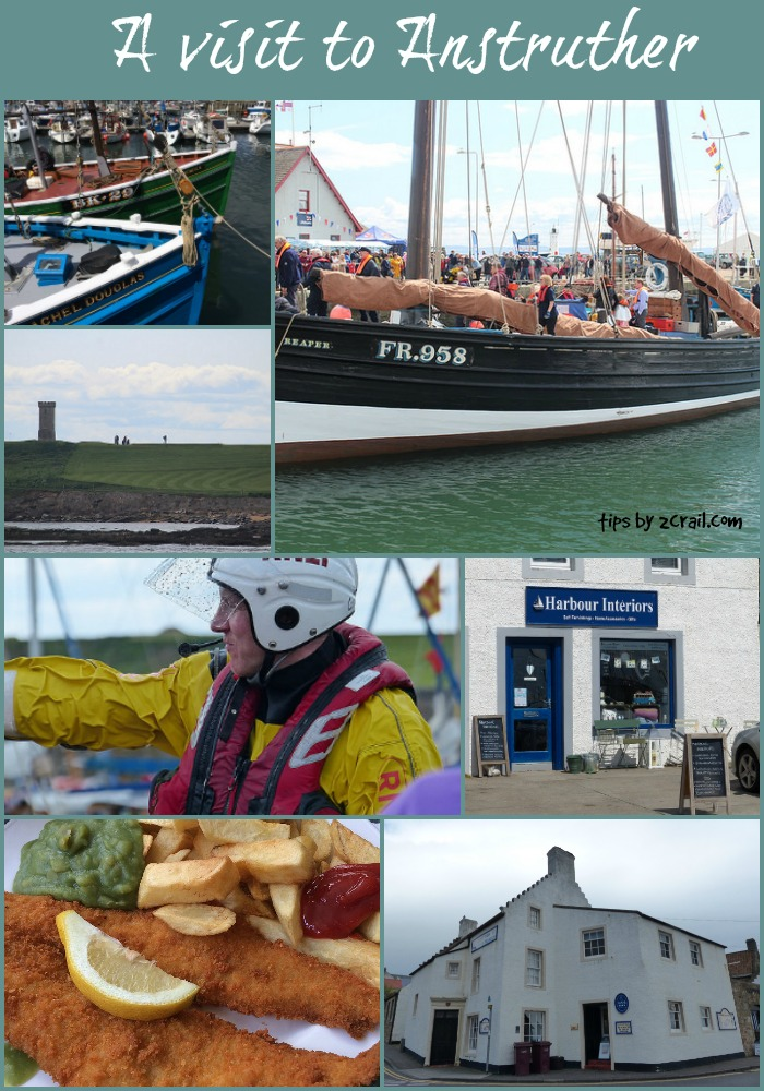 7 things to do in Anstruther