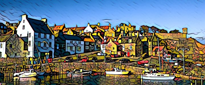 Planning a holiday to the East Neuk of Fife