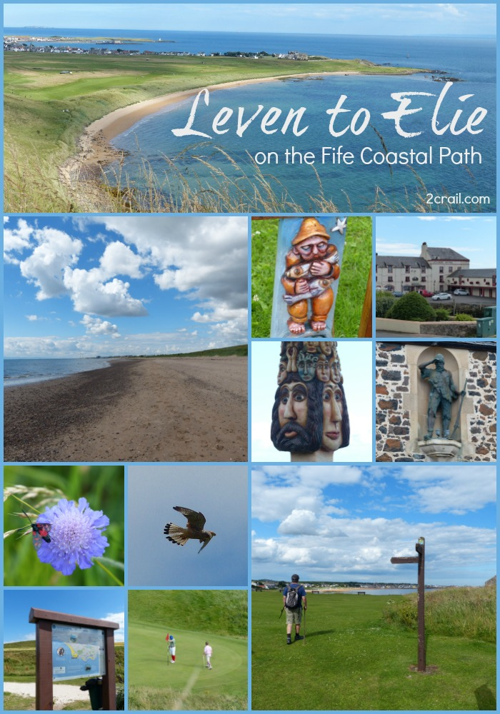 fife coastal path walking