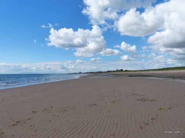 leven beach