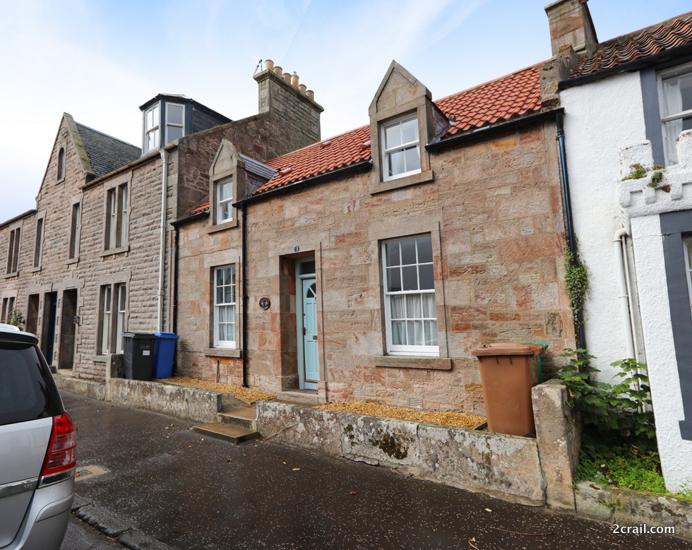 finding family tree for residents of Sandcastle Cottage Nethergate Crail