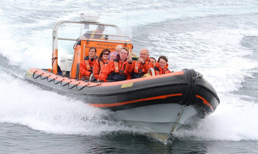 fast rhib boat rides anstruther