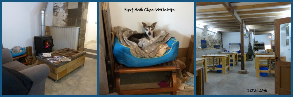East Neuk Glass workshops