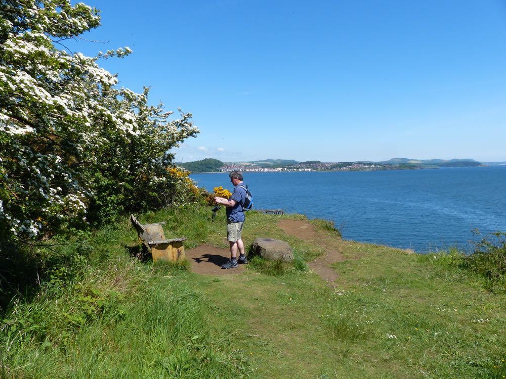 Carlingnose Point views