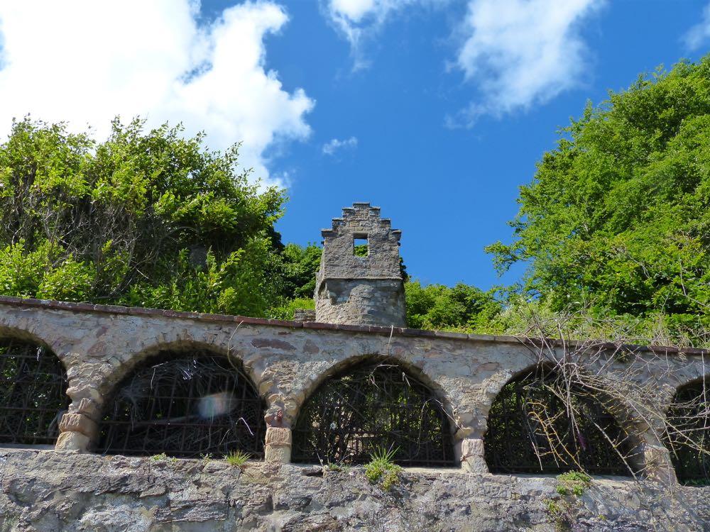 west wemyss castle chapel