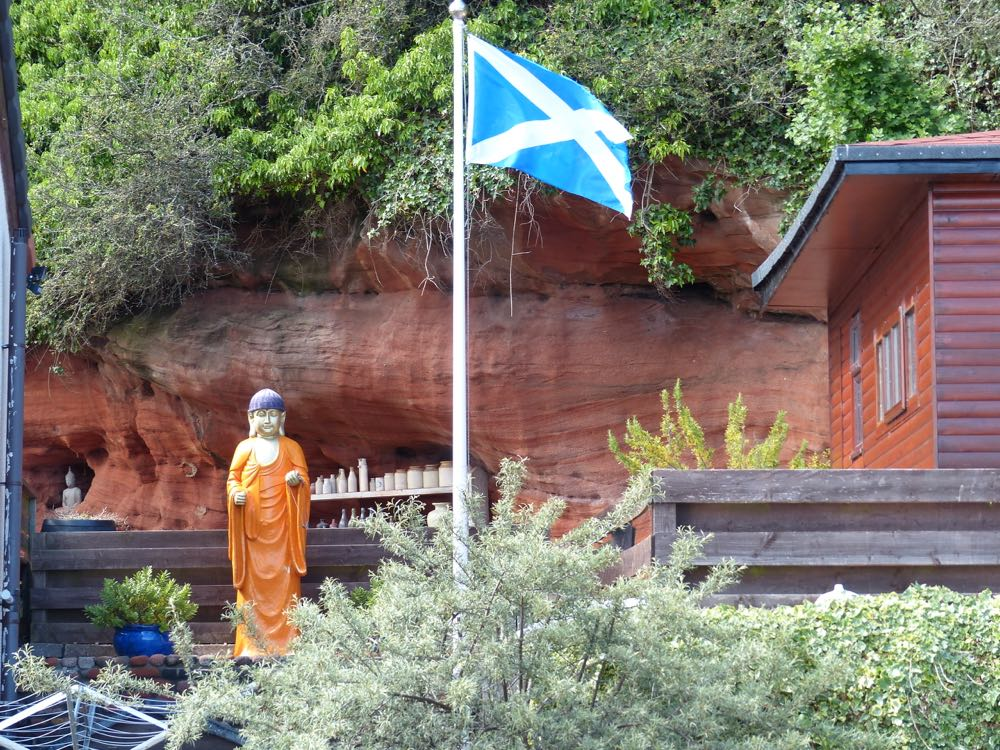 buddha of east wemyss