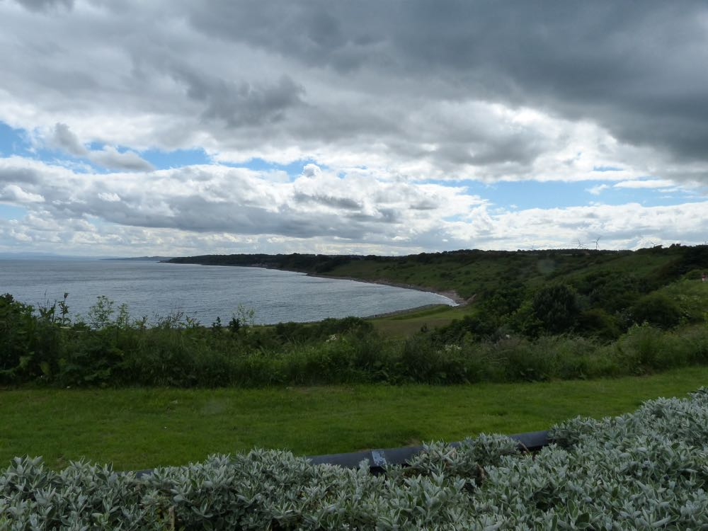 view of buckhaven bay