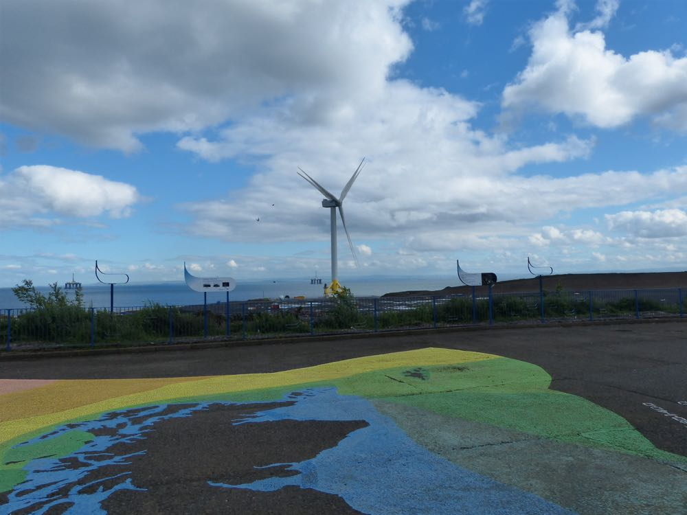 energy park at methil