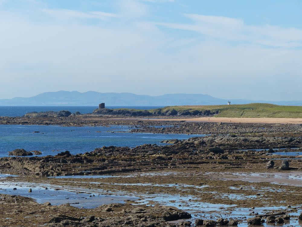 Elie to St Monans on the Fife Coastal Path