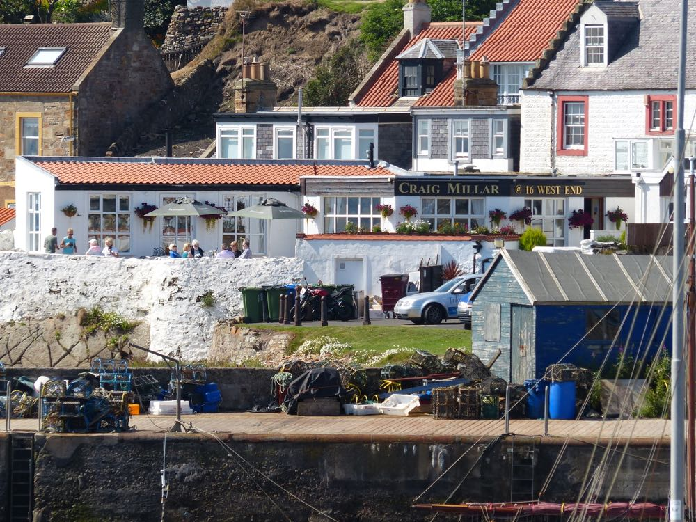 St Monans Fife Coastal Path