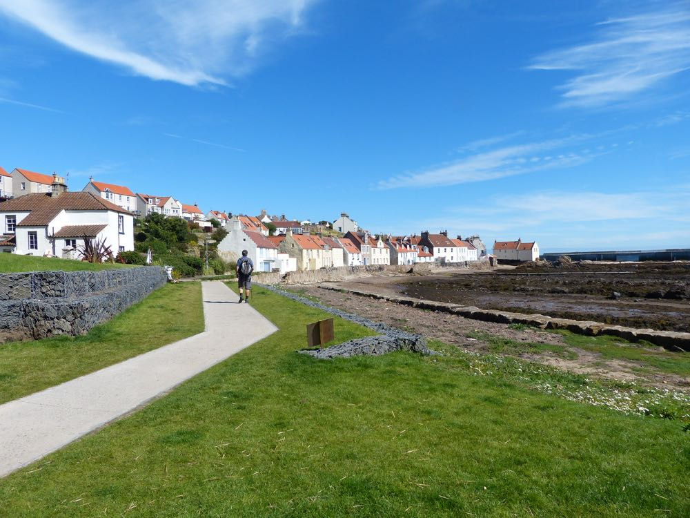 Elie St Monans to Anstruther Fife Coastal Path