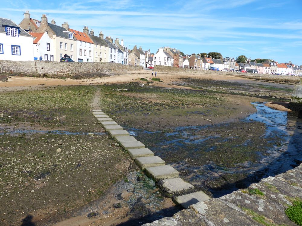 Elie St Monans to Anstruther on the Fife Coastal Path