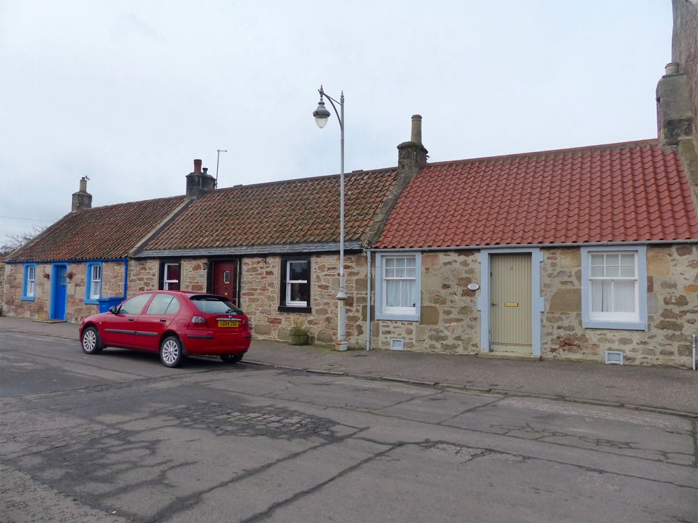Family Tree research - cottages in nethergate crail