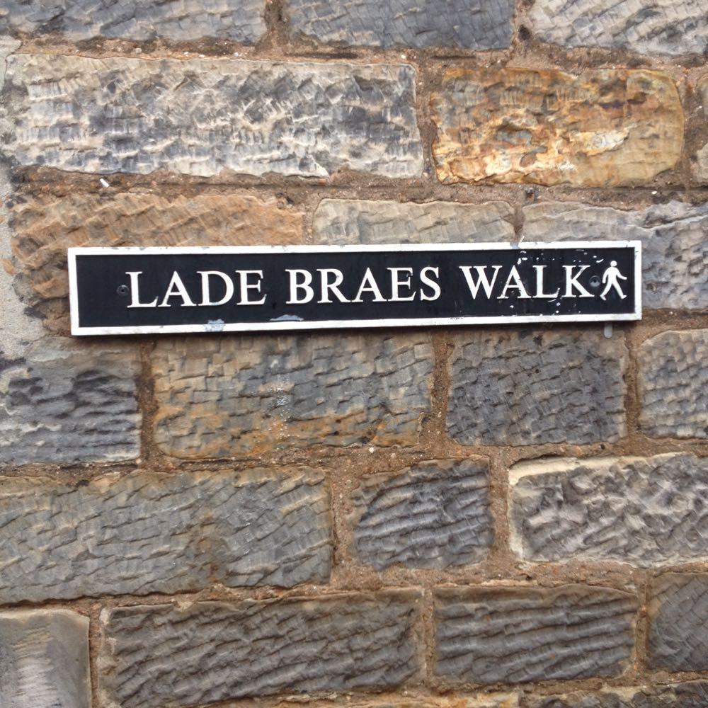 Lade Braes Walk