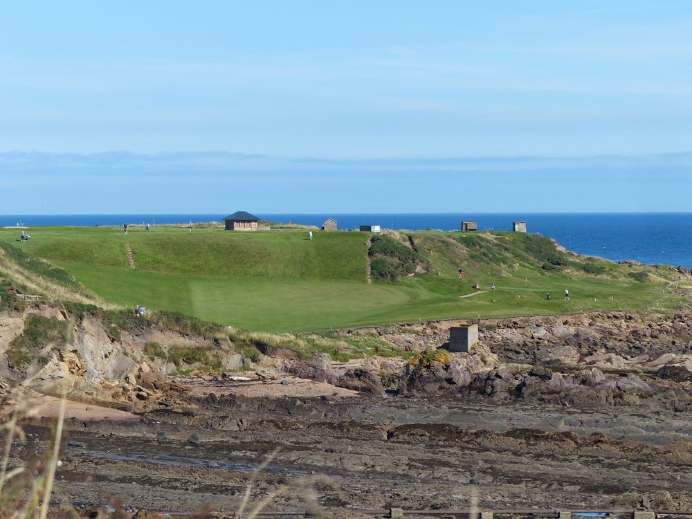 Golfing Short Breaks Crail