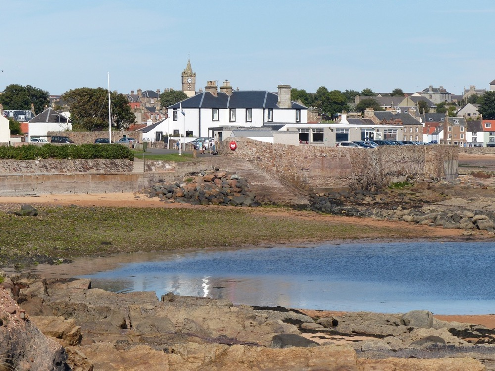 Golfing Holidays and Short Breaks Crail