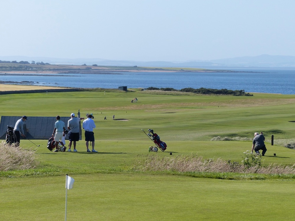 Golfing Holidays Short Breaks in Crail