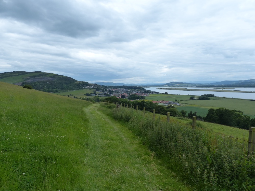 Fife Coastal Path Balmerion to Newburgh
