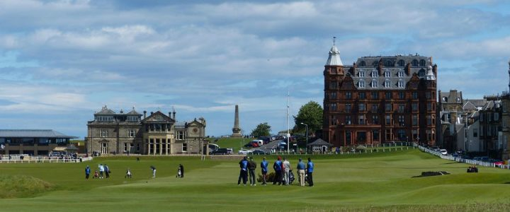 Golf Short Breaks St Andrews
