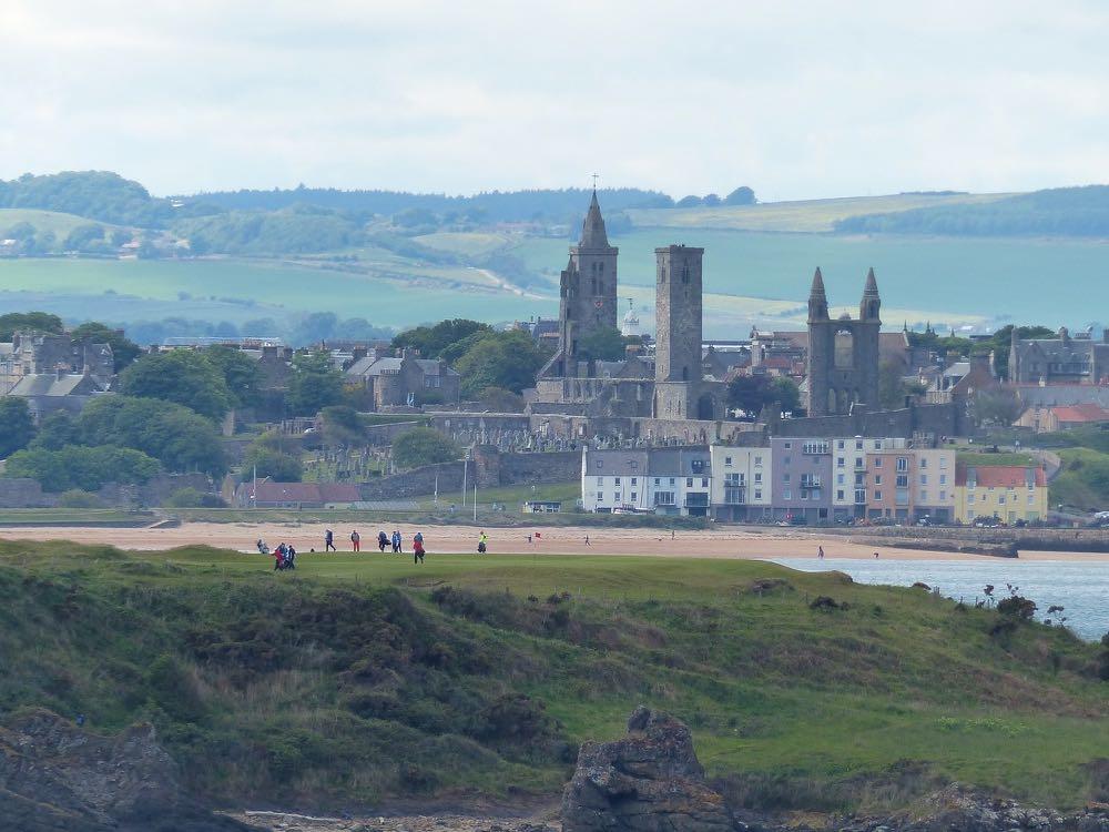 Golf Short Breaks St Andrews
