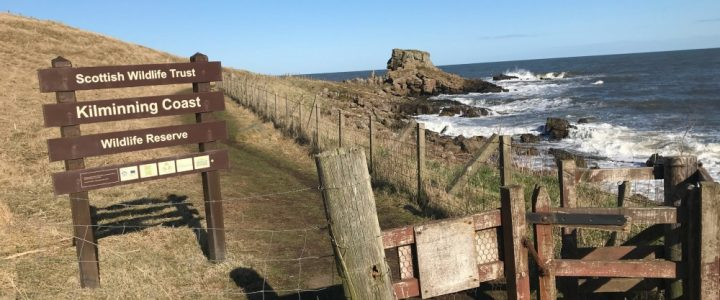 Walks from Crail – Fife Ness Circular