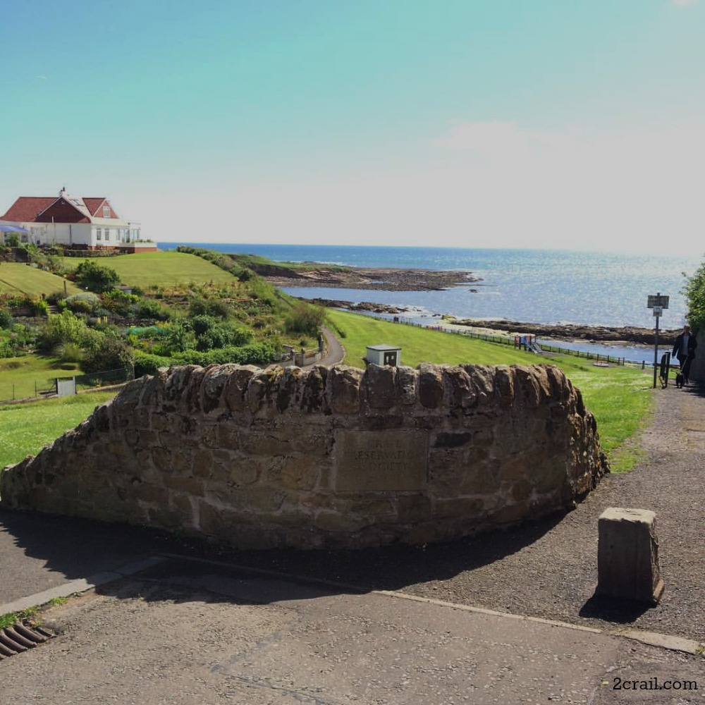 Sandy and Susan's Walks around Crail