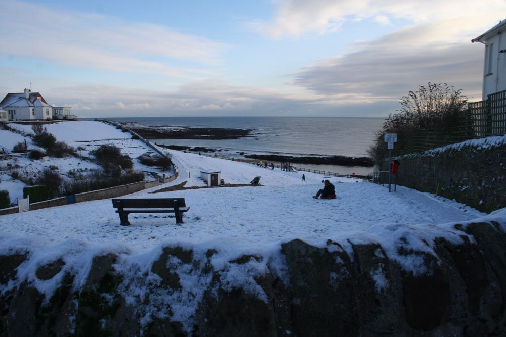 Christmas in Crail
