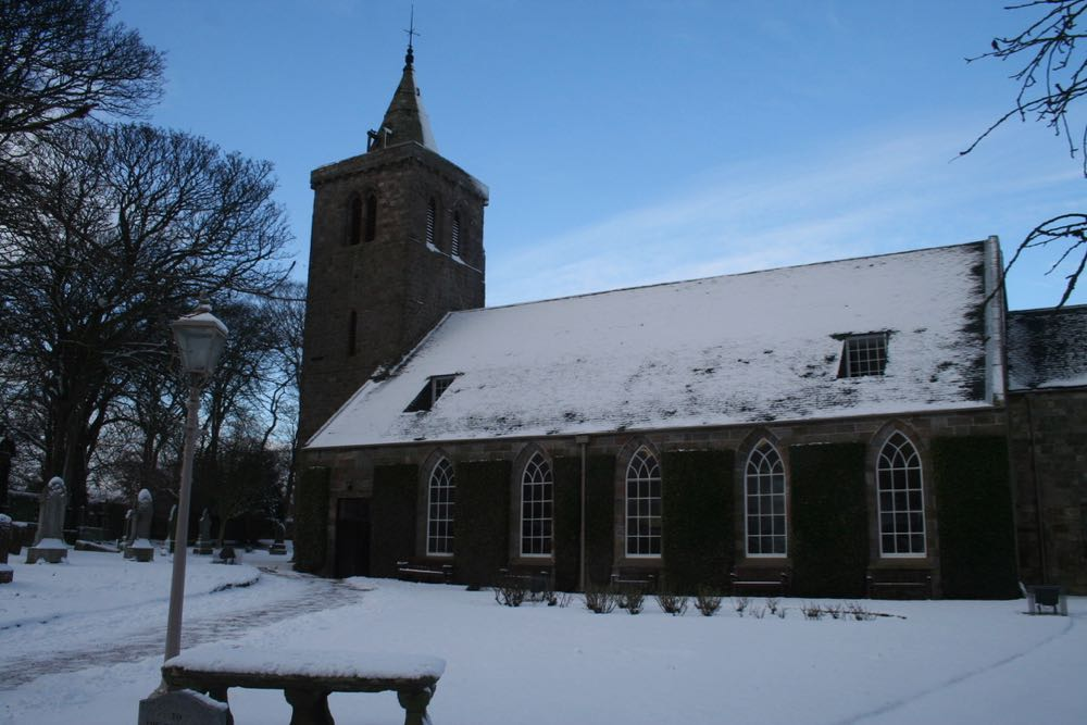 Christmas Holidays in Crail