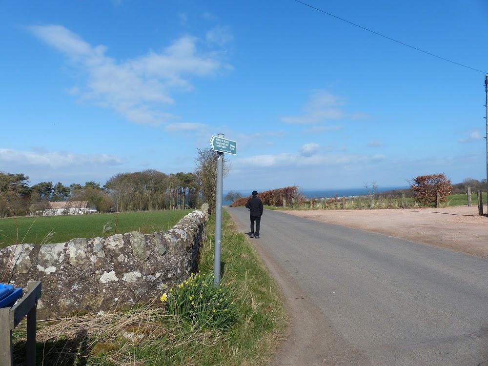 St Andrews South Walk