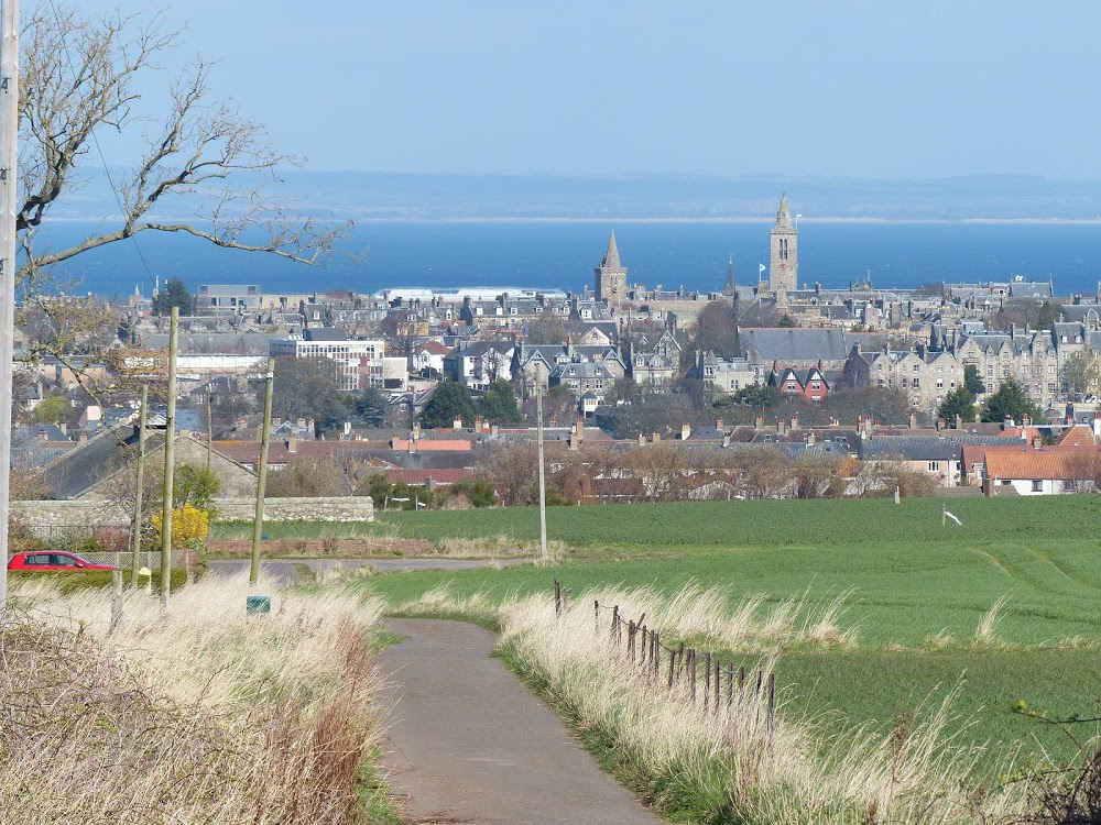 St Andrews South Walk