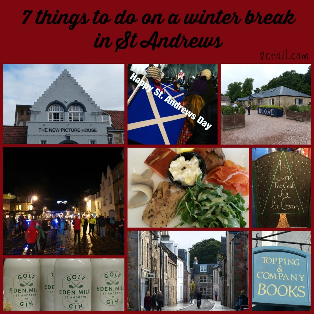 7 things to do in st andrews