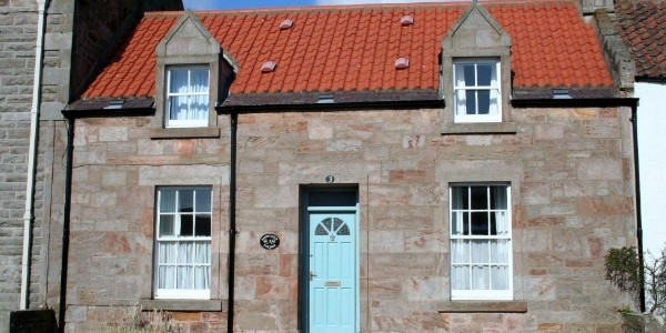 Sandcastle Cottage Crail East Neuk of Fife