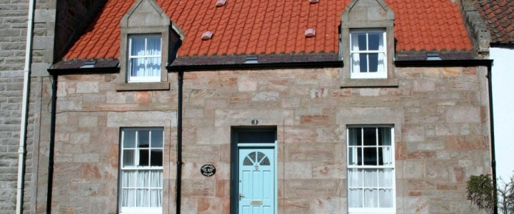 Green Policy for Sandcastle Cottage Crail